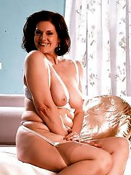 Mature stocking, Housewife, Mature lingerie, Husband