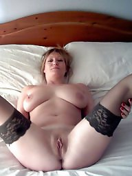 Dressed, Amateur milf, Stocking milf, Dressed milf