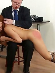 Stockings, Spanking, Redhead, Spank, Spanked, Stockings spanking