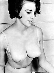 Vintage, Satin, Magazine, Magazines, Vintage tits