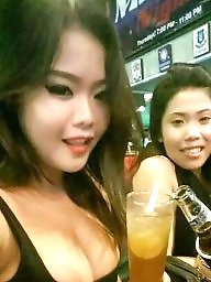 Asian, Thai, Huge tits, Huge, Huge boobs, Asian big tits