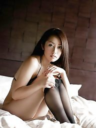 Pantyhose, Asian milf, Asian pantyhose, Black milf