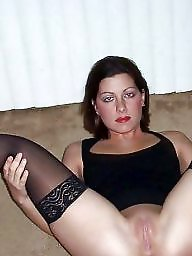 Heels, Flashing stockings