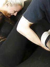 Nylon feet, Stocking feet, Amateur stockings, Amateur nylon