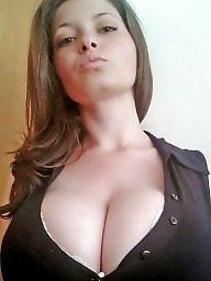 Nipples, Big nipples, Breast
