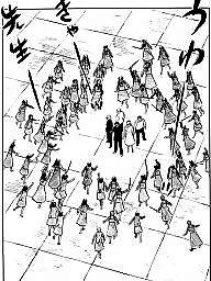 Comics, Comic, Japanese, Boys, Asians