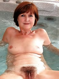 Mature hairy, Oldies, Hairy matures