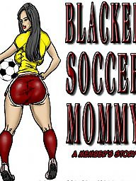 Mommy, Mommies, Soccer, Sex cartoons, Creampied, Sex cartoon