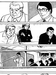 Comic, Boys, Comics, Japanese cartoon