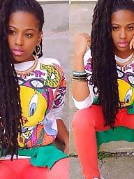 Beauty, Ebony amateur, Beautiful, Black amateur