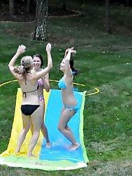 Teen bikini, Girls