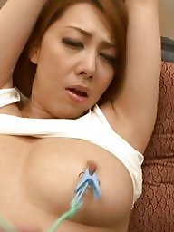 Tits, Japanese milf, Asian milf