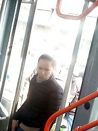 Spy, Bus, Romanian, Hidden cam