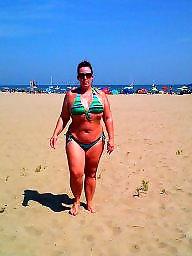 Swimsuit, Big tits, Big tit