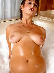 Bath, Hairy mature, Mature hairy, Beauty, Beautiful mature, Mature bath