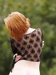 Redhead, Behind