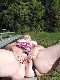 Mature tits, Panty, Pantie, Public, Outdoors, Mature panties