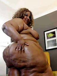 Black, Ebony ass