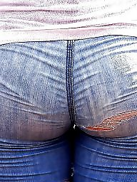 Ass, Jeans, Hot, Asses, All, Hot ass
