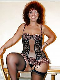 Grannies, Lingerie, Mature lingerie, Granny stocking, Granny lingerie, Mature in stockings