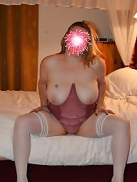 Heels, English, Milf amateur, Amateur bbw