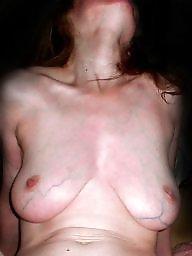Ugly, Mature big boobs