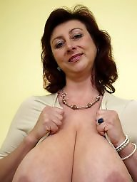 Mature boobs, Big matures