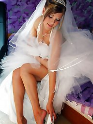 Nylon, Shoes, Socks, Bride, Nylon feet, Milfs tits