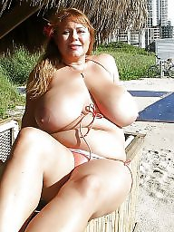 Beach, Mature beach, Vacation, Horny, Beach mature