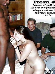 Bucket, Amateur interracial