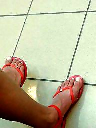 Feet, Candid, Foot, Amateur milf, Turkish milf, Turkish feet