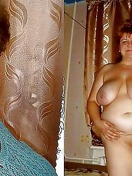 Dressed undressed, Russian, Russian mature, Dressed, Mature dress, Mature dressed