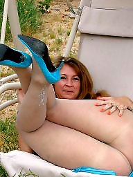 Pantyhose, Mature pantyhose, Mature lady, Pantyhose mature