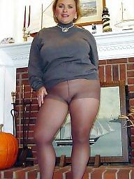 Mature pantyhose, Bbw granny, Pantyhose, Plump, Granny pantyhose, Granny bbw