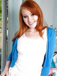Teenie, Redheads