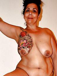 Piercing, Pierced, Pierced nipples