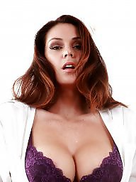 Posing, Milf big tits, Pose, Milf boobs