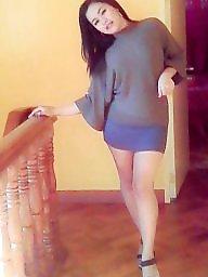 Legs, Filipino,  teen, Hot teen