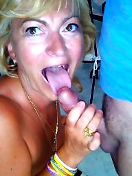 Mature, Mature blowjob, Mature blowjobs