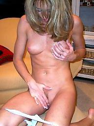Blonde milf, Hot milf