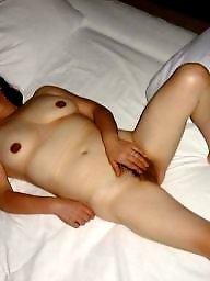 Hairy asian, Asian milf