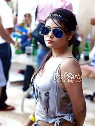 Indian, Pool, Indian teen, Party, Indians, Indian girl