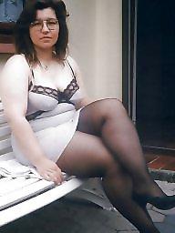 Amateur, Sexy, Mature legs, Leggings