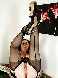 Old granny, Granny stockings, Granny, Granny stocking, Old mature, Mature granny