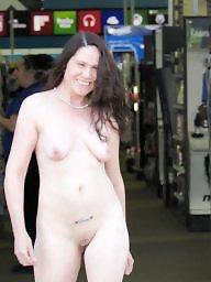 Amateur, Public flashing, Nudes