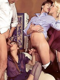 Group, Vintage anal