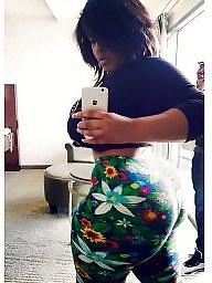 Black ass, Work, Ebony tits