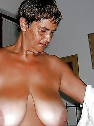 Saggy, Saggy tits, Bbw granny, Saggy boobs, Granny, Grannies