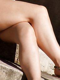 Voyeur, Public, Leggings, Sexy, Legs, Leg