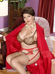 Granny, Nylon, Nylon mature, Granny stockings, Stockings, Granny legs